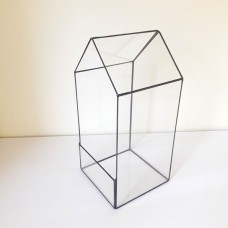 Арт. 1053/1 Флорариум  из стекла