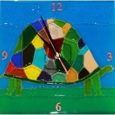 Часы стеклянные настенные интерьерные cd-002