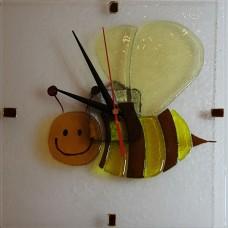 Часы стеклянные настенные интерьерные cd-003