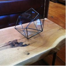 Стеклянная ваза для конфет для офиса pi001.20