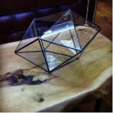 Ваза из стекла в стиле лофт pi002.29
