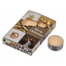 """Набор плавающих свечей""""merry christmas"""""""