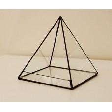 "Геометрический флорариум тетраэдр ""Дельта"""