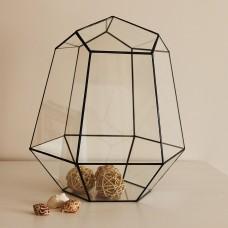 """Емкость для флорариума """"Анабель"""", ваза для цветов стекло"""